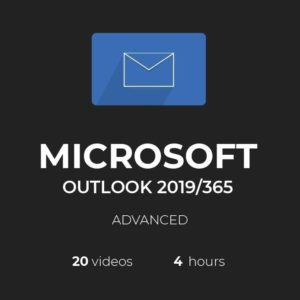 Microsoft Outlook 2019 – Advanced Outlook Features