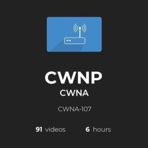 CWNP: Certified Wireless Network Administrator (CWNA)