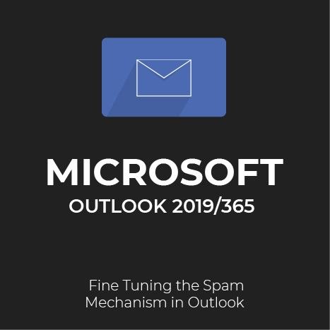 How to manage spam in Outlook