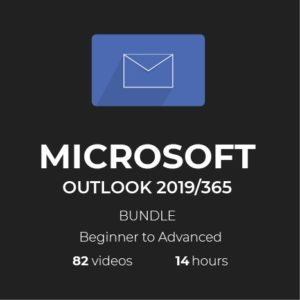 MS Outlook 2019/365: Beginner to Advanced