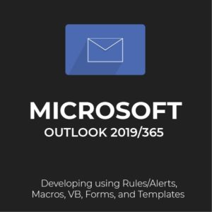 MS Outlook 2019/365: Development Overview