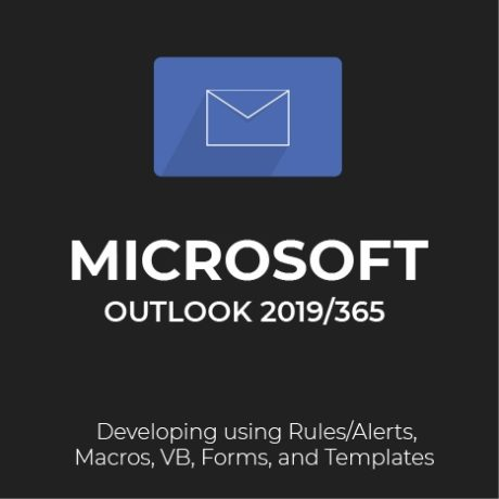 How to develop using rules alerts macros VB forms templates in outlook