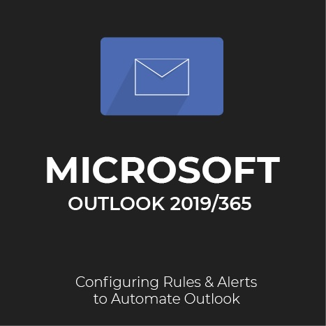 How to configure rules and alerts in Outlook